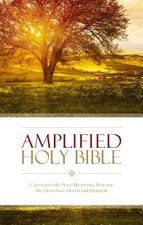 Amplified Holy Bible, Soft Cover