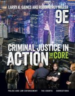 CRIMINAL JUSTICE IN ACTION: CORE (P)