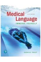 Medical Language: Immerse Yourself Plus MyLab Medical Terminology with Pearson eText--Access Card Package, 5/e